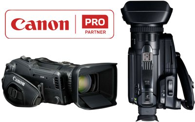Novedades Canon en Video