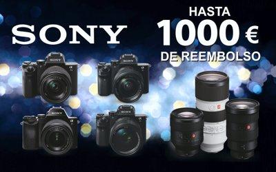 SONY REEMBOLSOS de hasta 1000€