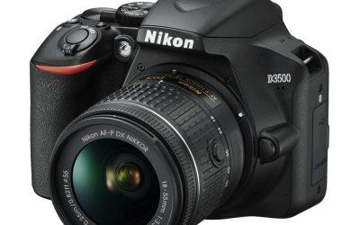 Nueva Nikon D3500 – La cámara perfecta para iniciarse en la fotografía