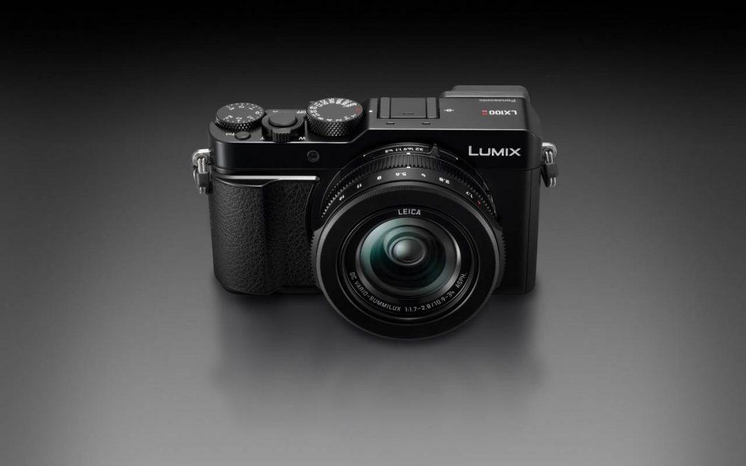 Nueva cámara Panasonic: la Lumix LX100 MII