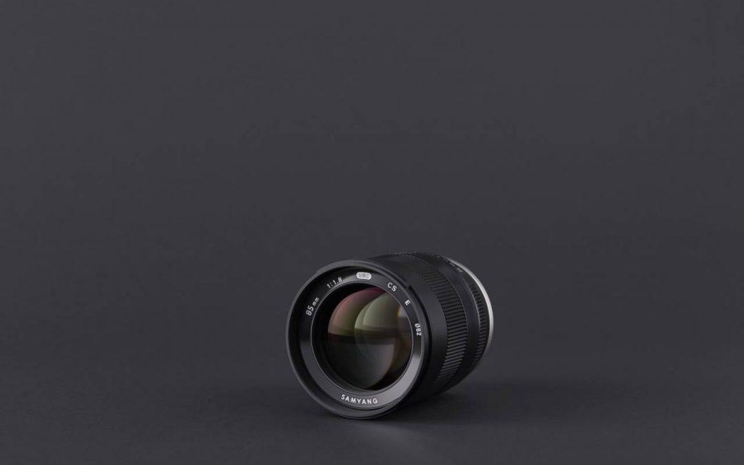 Samyang lanza un nuevo objetivo 85mm F1.8 para mirrorless