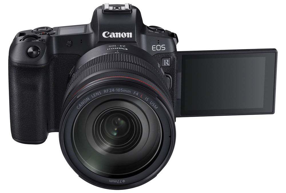Nuestras impresiones del nuevo sistema EOS R después de estar en la presentación oficial de Canon