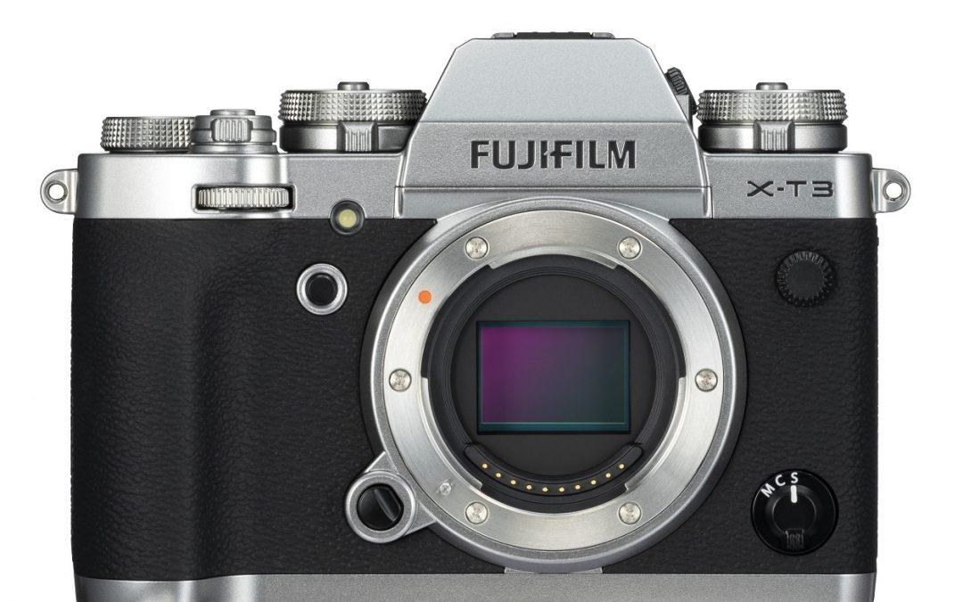 Nueva cámara mirrorless Fujifilm: la X-T3