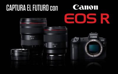 Nuevo sistema: Canon EOS R y montura RF