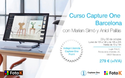 Curso de procesado en Capture One