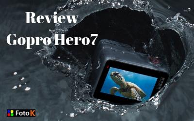 Gopro Hero 7, probamos la mejor cámara de acción del mercado
