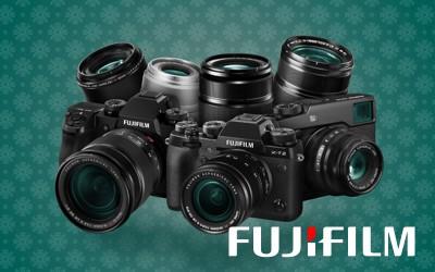 Fujifilm te reembolsa hasta 300€ en tu compra