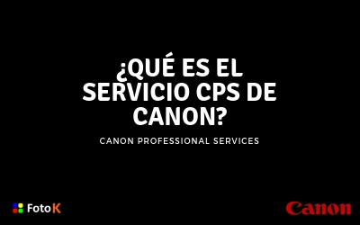 Que Significa CPS (Canon Professional Services)