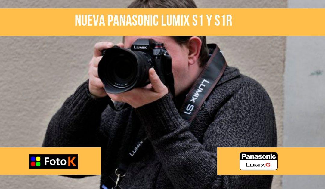 Panasonic Lumix da el salto a FullFrame