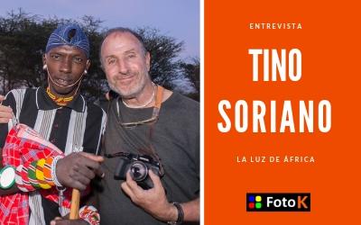 Tino Soriano, la entrevista de FotoK
