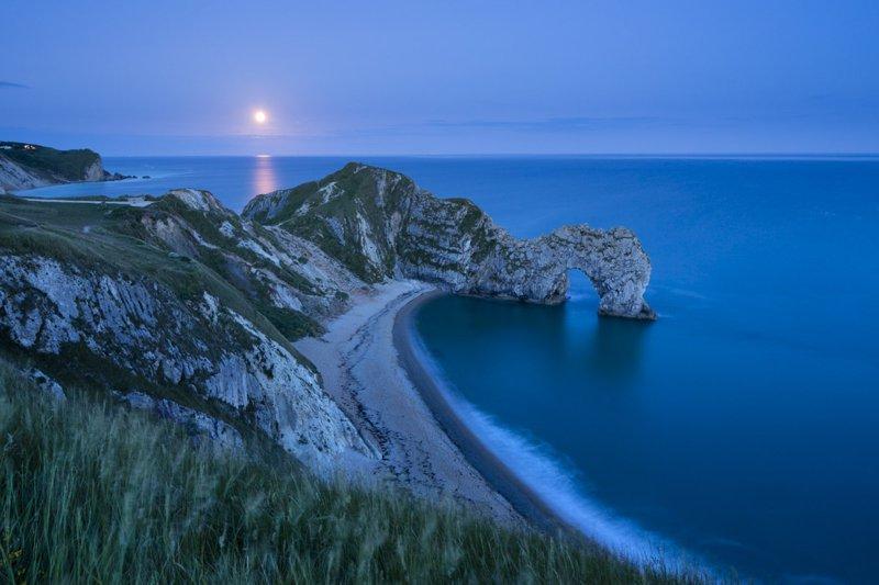 Luna roja, David Noton