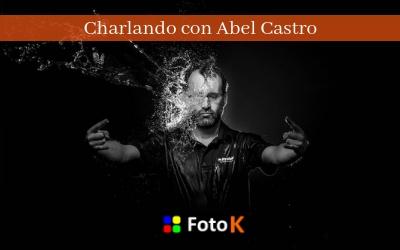 Iluminación creativa con Abel Castro
