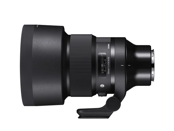 SIGMA 105mm F1.4 DG HSM ART FOTO K