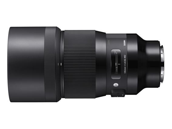 SIGMA 135mm F1.8 DG HSM ART FOTO K