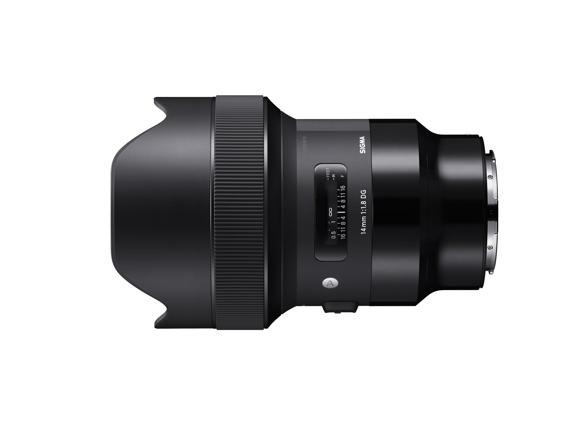 SIGMA 14mm F1.8 DG HSM ART FOTO K