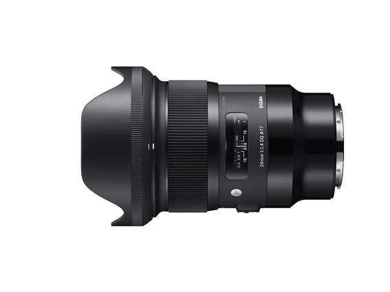 SIGMA 24mm F1.4 DG HSM ART FOTO K