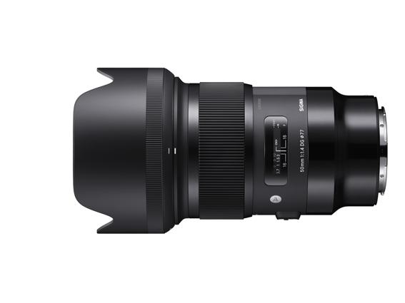 SIGMA 50mm F1.4 DG HSM ART FOTO K