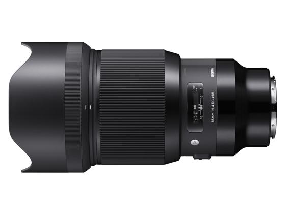 SIGMA 85mm F1.4 DG HSM ART FOTO K