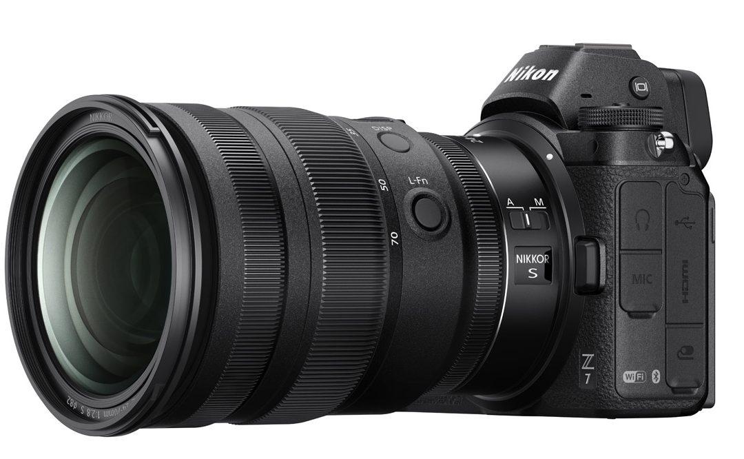 NIKKOR Z 24-70mm f/2.8 S, nuevo objetivo para la serie Z