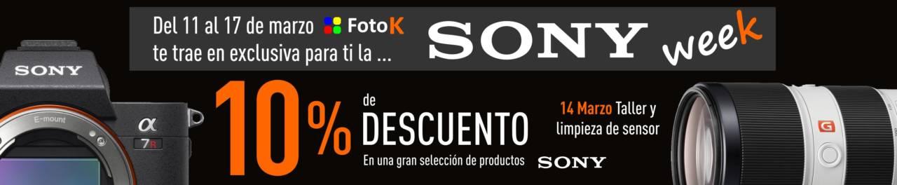 Sony Week en Foto K