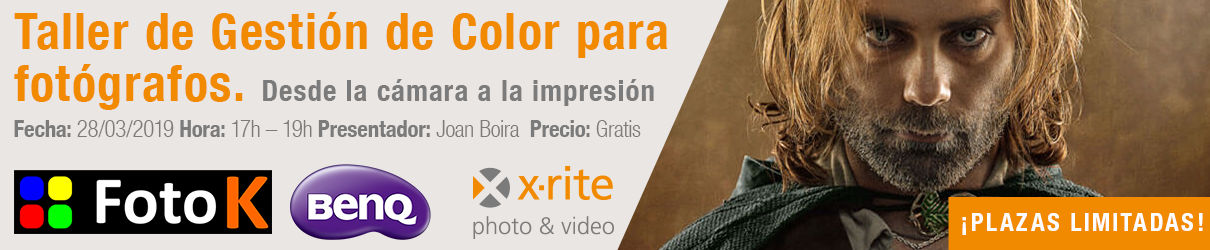 Joan Boira taller gestion color FotoK