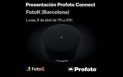 Ven a conocer el nuevo Profoto Connect
