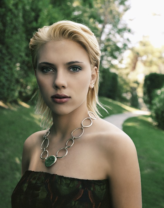 Scarlett Johansson foto Xavi Torres Foto K