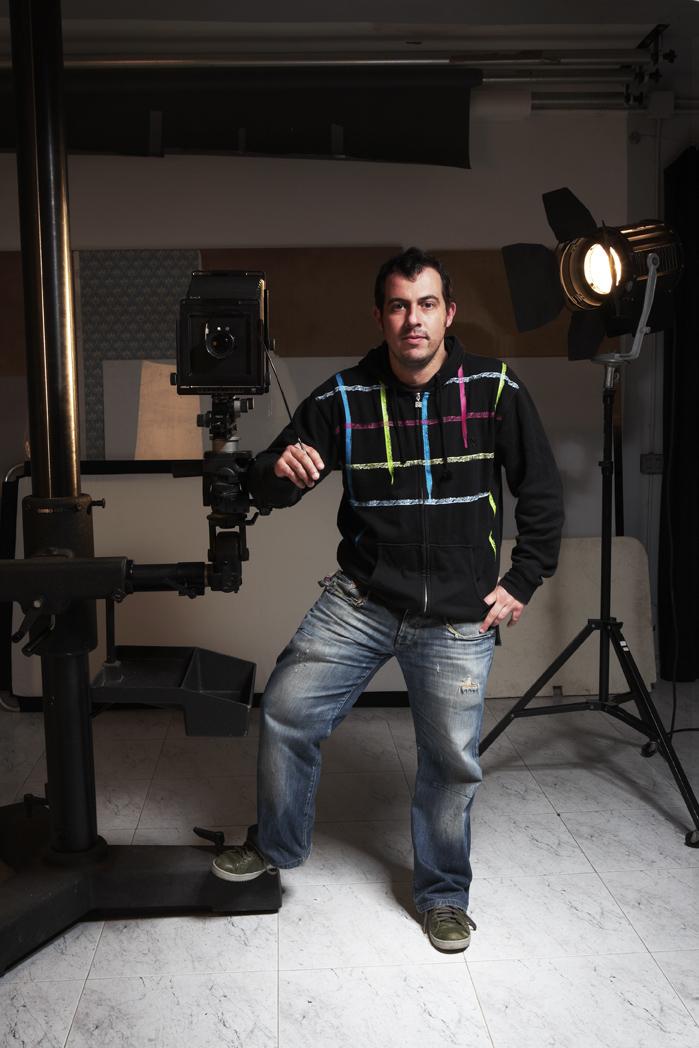 Xavi Torres en Foto K