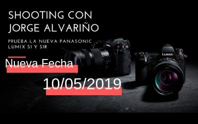 Jorge Alvariño nos presenta la nueva Serie S de Panasonic Lumix