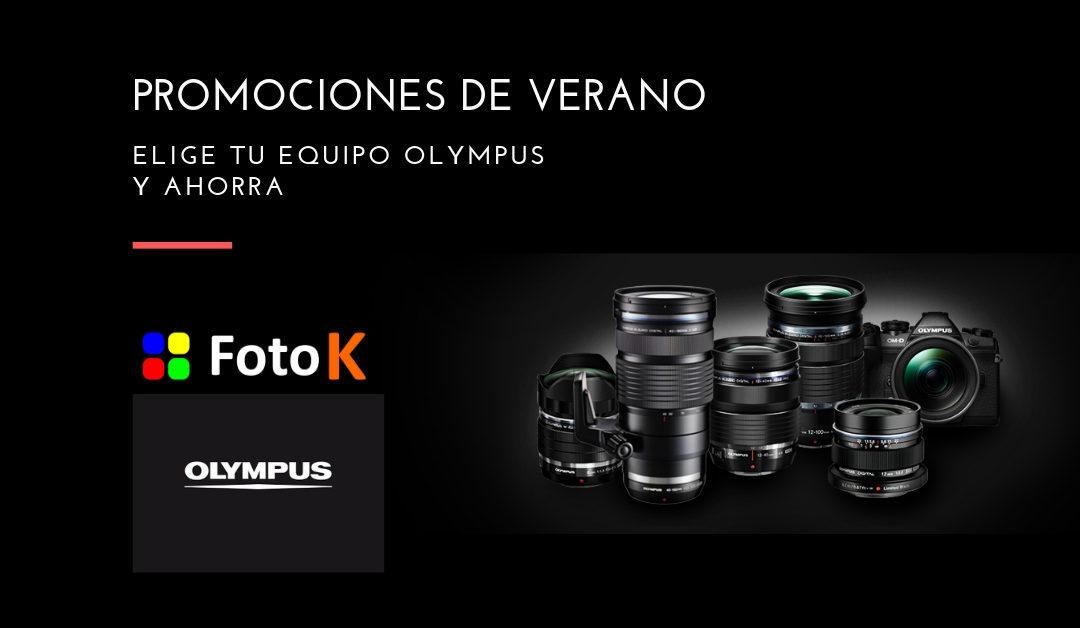 Promociones Olympus Verano
