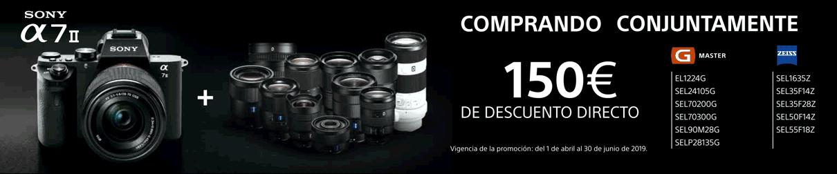 Sony a72 promoción objetivos FotoK