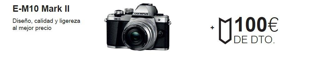 EM10 Mark II promo verano olympus fotok