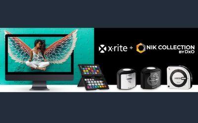 Colección Nik 2018 de DxO GRATIS con los productos X-Rite seleccionados