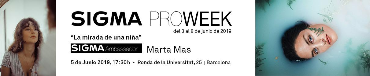 taller marta mas sigma embajadora en Foto K