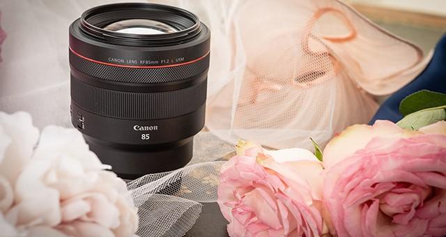 Canon RF 85 mm f/1,2L USM: El objetivo para retrato de de la serie EOS R más avanzado