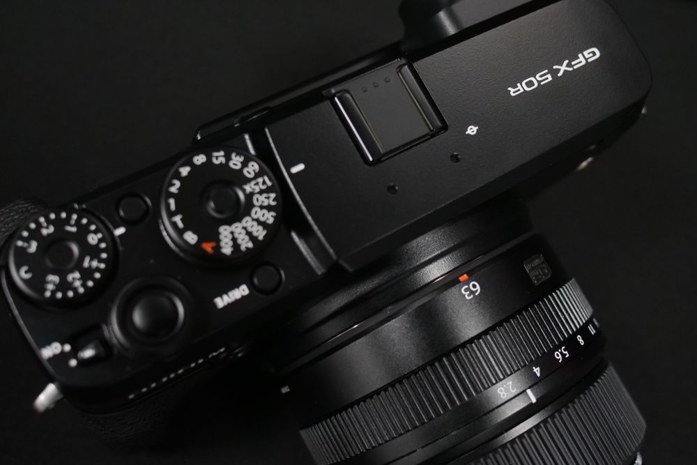 Gfx50r promocion 1100€ descuento FotoK