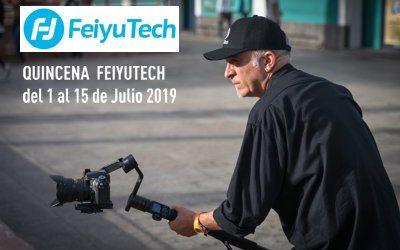 Quincena Feiyutech, workshop y mucho más!
