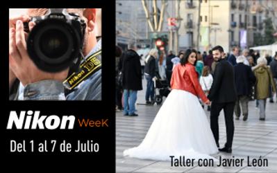 Taller con Javier León: fotografía en exteriores