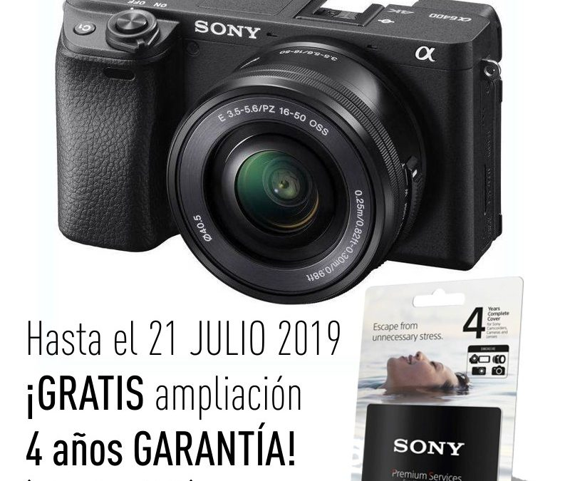 Ahórrate hasta 250€ en productos Sony (del 15 al 21 de Julio)