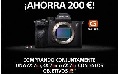 Ahorra 200€ por la compra de tu equipo SONY