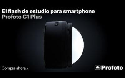 Nuevo Profoto C1 y C1 Plus, El flash de estudio para smartphone