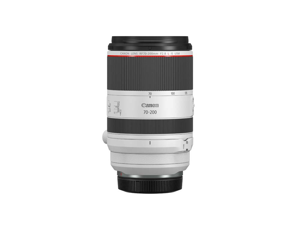 Canon RF 70-200 mm f2,8L IS USM en Foto K