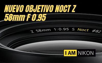 NIKKOR Z 58mm f/0.95 S Noct.