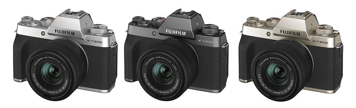FUJI X-T200 FOTOK