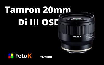 Tamron 20mm f2,8 Di III OSD M1:2