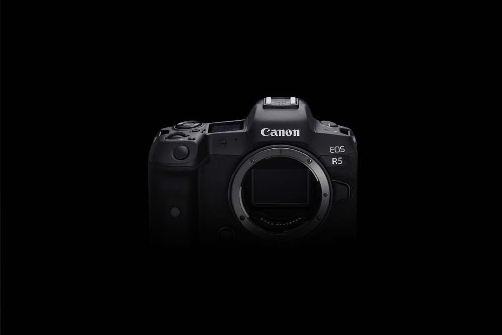 Canon EOS R5 EN FOTO K