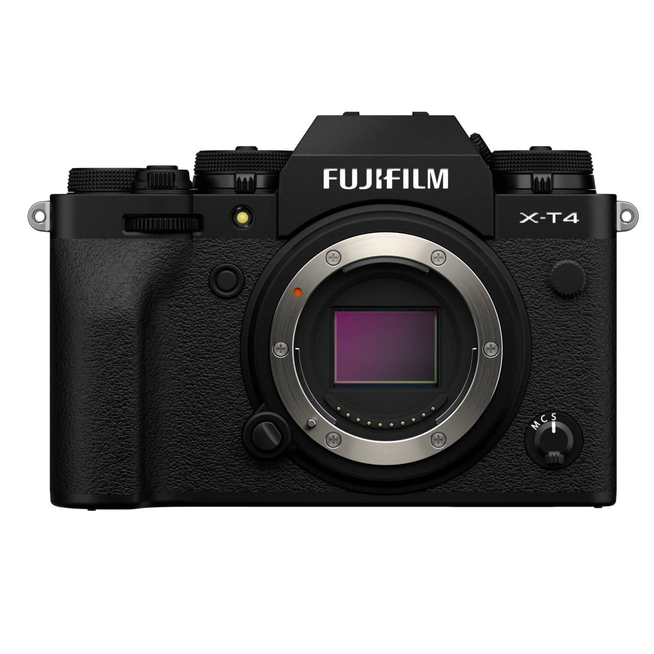 nueva fujifilm x-t4 en fotok