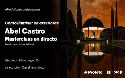 Masterclass privada con Abel Castro