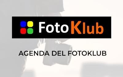 Agenda FotoKlub, semana 25