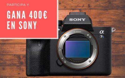 Presentación de la sony A7SIII, GANA 400€ en Sony